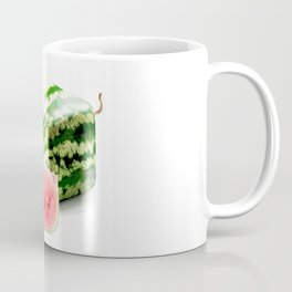 SQUARE WATERMELON Coffee Mug