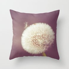 Blow you away Throw Pillow