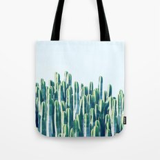 Cactus V2 #society6 #decor #fashion #tech #designerwear Tote Bag