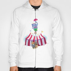 holy high wire! Hoody