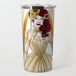 Steampunk Occupation Series: Automaton Travel Mug