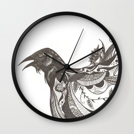 Forevermore Wall Clock