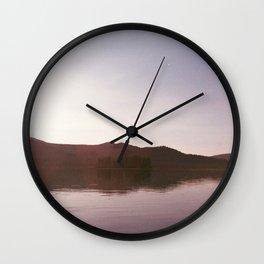 Shift Wall Clock