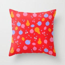 Fruity! III Throw Pillow