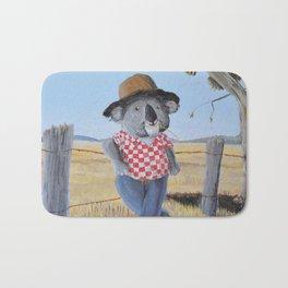 Aussie Koala Bath Mat
