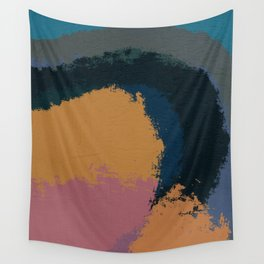 Driving Around Wall Tapestry