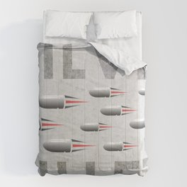 THE SILVER BULLETS Comforters