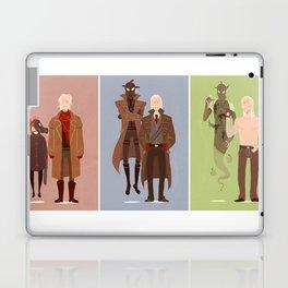MGS Through the Years Laptop & iPad Skin