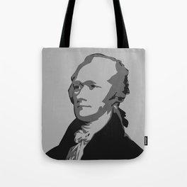 Alexander Hamilton Graphic Tote Bag