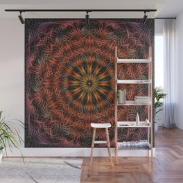 Reticulation Wall Mural
