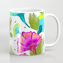 Ecstatic Floral #society6 #decor #buyart Coffee Mug