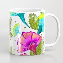 Ecstatic Floral #society6 #decor #buyart Coffee Mug