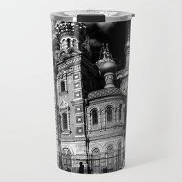 Saviour on spilled blood \\ St Petersberg, Russia Travel Mug