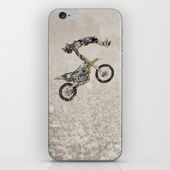 COD Dead Body in a Blizzard, FMX Japan iPhone & iPod Skin