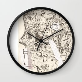 First one said yes Wall Clock