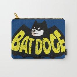 BatDoge (Shibe Doge) Carry-All Pouch