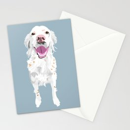 Chip Stationery Cards