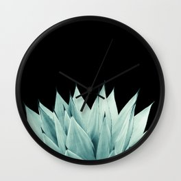 Agave Vibes #11 #tropical #decor #art #society6 Wall Clock