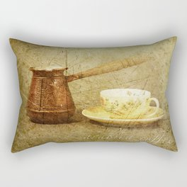 Arabica Coffee Rectangular Pillow