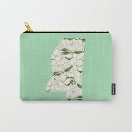 Mississippi in Flowers Carry-All Pouch