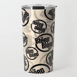 The Bleep Bloop Shop Travel Mug