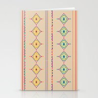 ethnic Stationery Cards featuring Ethnic by ShivaR