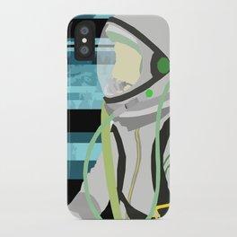 Kosmonaut iPhone Case