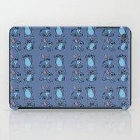 stitch iPad Cases featuring Stitch  by Magen Works