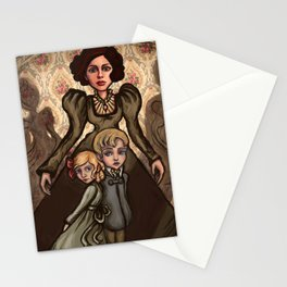 Turn of the Screw Stationery Cards