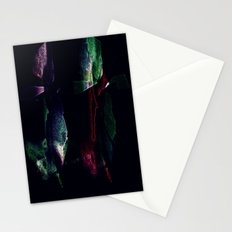 Tropical darkness Stationery Cards