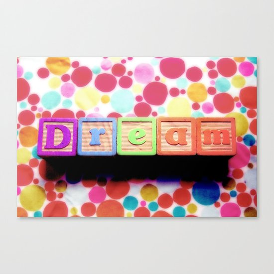 A Wish Your Heart Makes Canvas Print