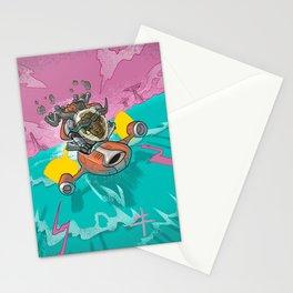 Astro Zodiac Force 02:  Ox Stationery Cards