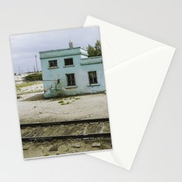 On the Mongolian Railway Stationery Cards