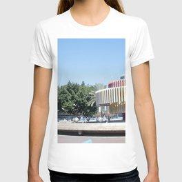 Tel Aviv photo - Dizengoff Square T-shirt