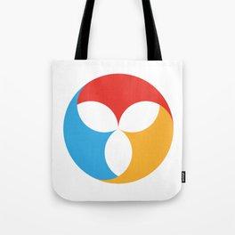Tricolore 2 Tote Bag
