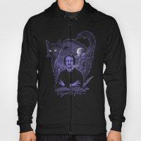 Edgar Allan Poe Gothic Hoody