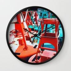 Buoy O'h Buoy Wall Clock