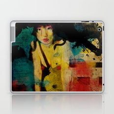 Visit Japan. Painterly Tourism Campaign Japanese style. Laptop & iPad Skin