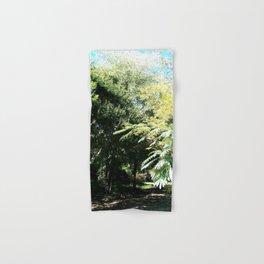 Evergreens Hand & Bath Towel