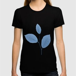 Frozen Leaves before Spring T-shirt