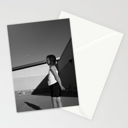 Untitled (mars) Stationery Cards