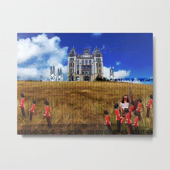 Surreal Living 21 Metal Print