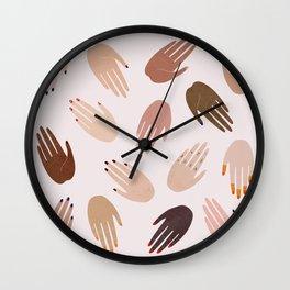 GRRRL Wall Clock