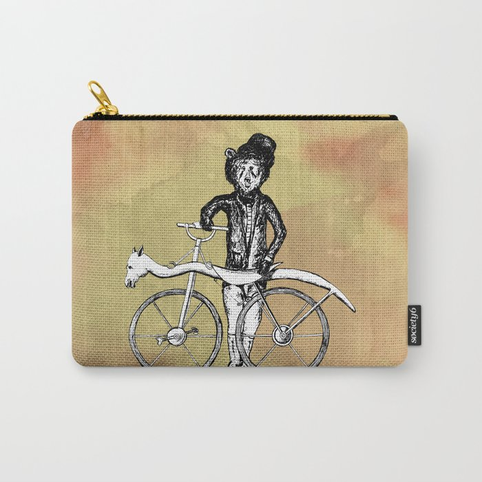 Bear's Bike Carry-All Pouch