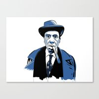 snl Canvas Prints featuring Fred Armisen by deathtowitches
