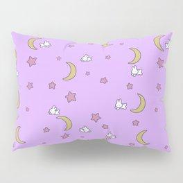 Cute Kawaii Fairy Kei Sailor Moon Bedspread Pillow Sham