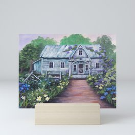 Ivy Cottage Again AC151201e-11 Mini Art Print