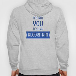 Social Media Algorithm Blues Hoody