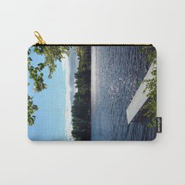 Tranquility at the Lake Carry-All Pouch