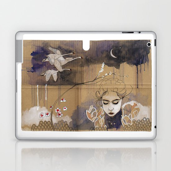 göç (migration) Laptop & iPad Skin